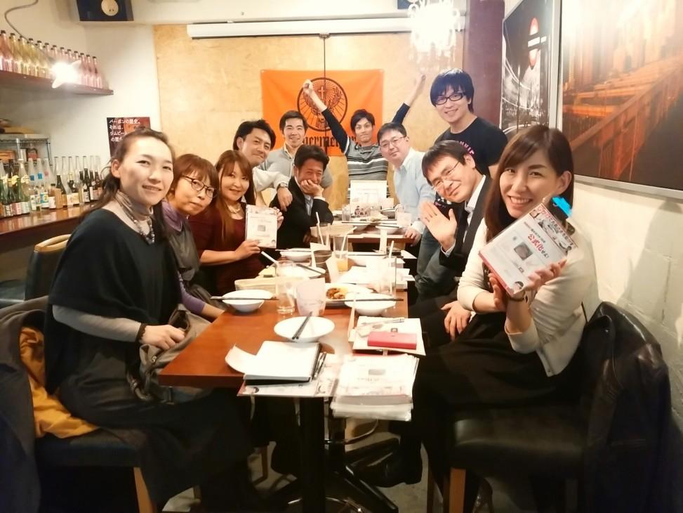 クチコミ実践カフェ@赤坂